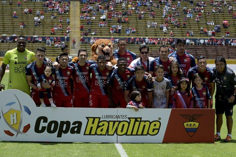 El Nacional definió su 11 estelar para tumbar a Liga en El Clásico