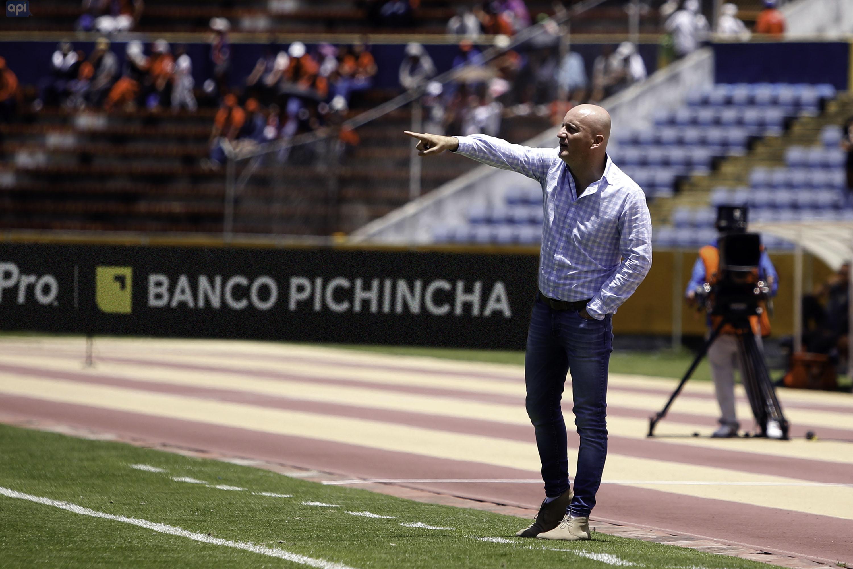 Pablo Repetto renovará Liga de Quito