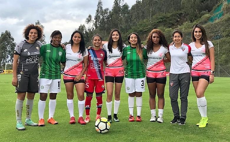 Calendario Liga Femenina.Se Viene La Superliga Femenina Del Futbol Ecuatoriano Y Quedo