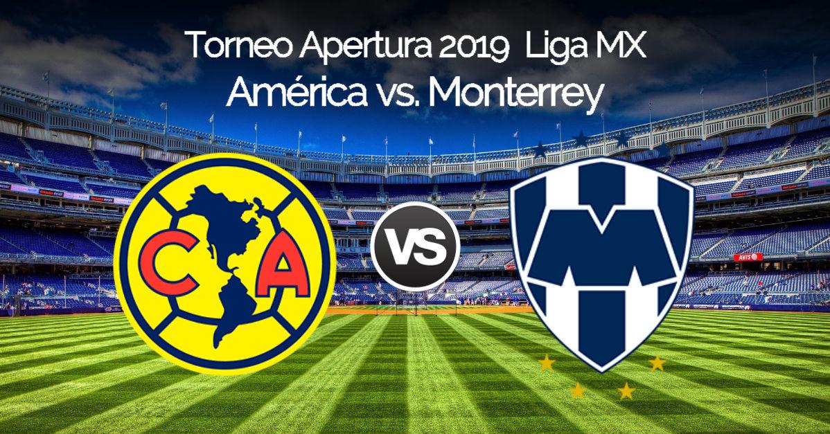 América vs  Monterrey EN VIVO vía Televisa Deportes: se