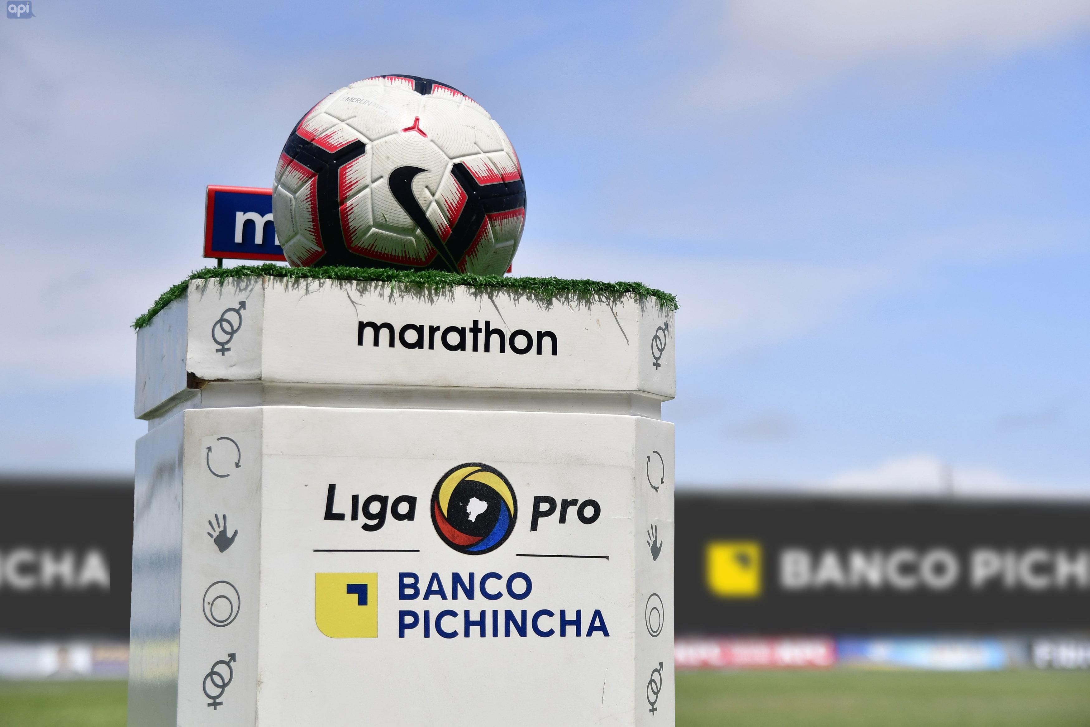 Futbol Ecuador. Se acabó la espera, el campeonato ecuatoriano Liga Pro 2020  arranca