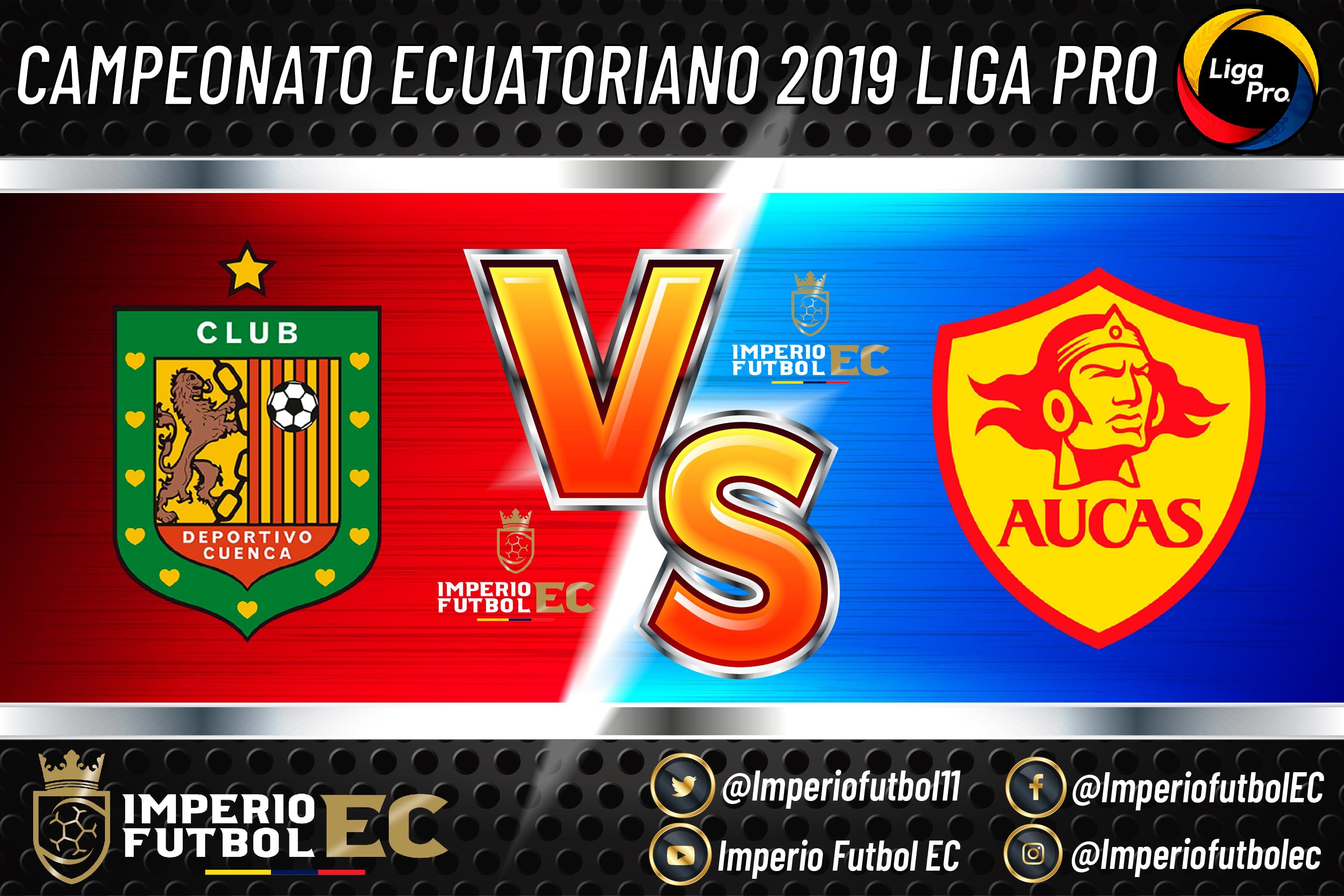 Deportivo Cuenca Vs Aucas