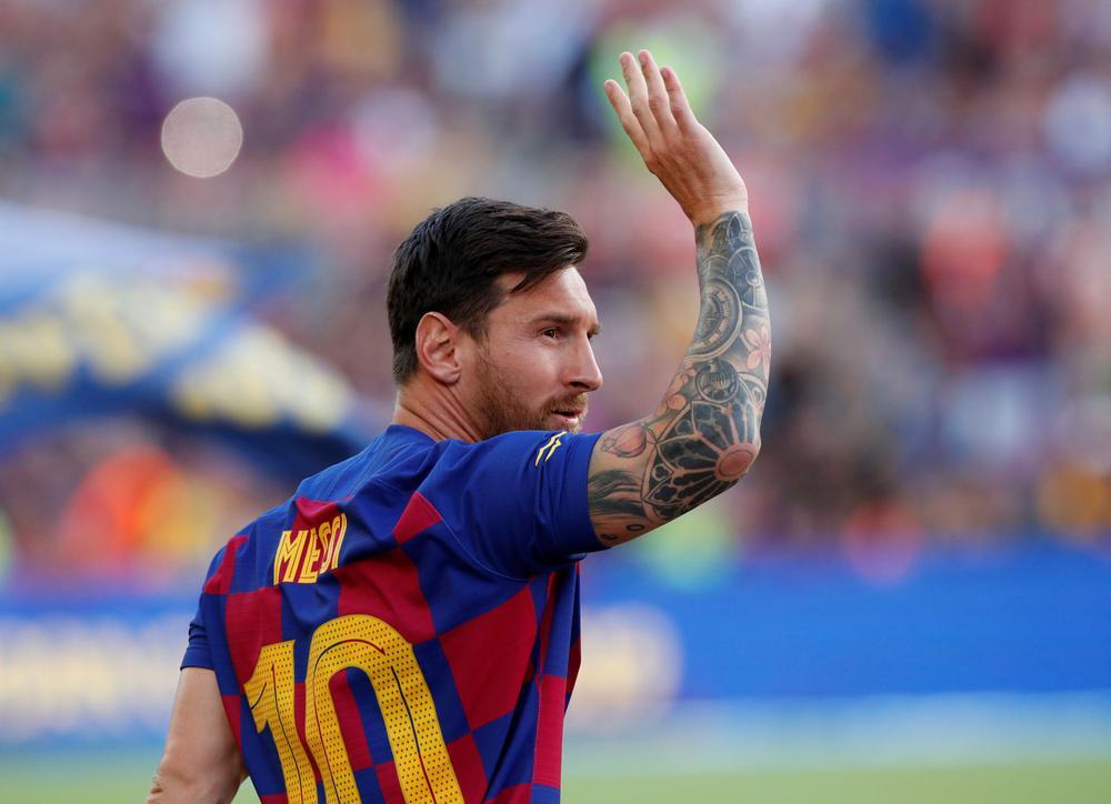Se filtra audio Salida de Messi