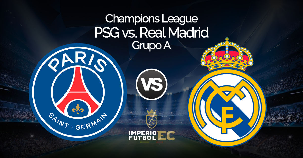 Image Result For Vivo Psg Vs Real Madrid En Vivo Por Espn