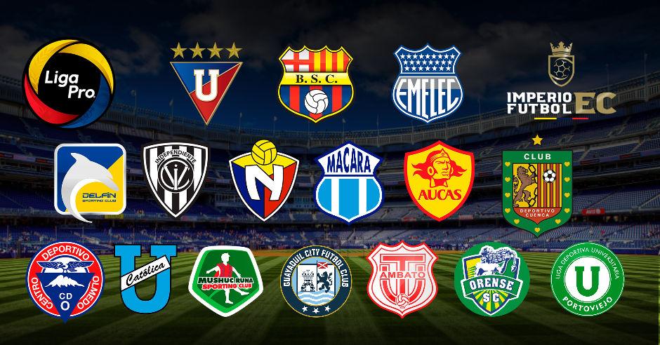 horarios y resultados de los partidos, Tabla de Posiciones de la Liga Ecuatoriana 2020