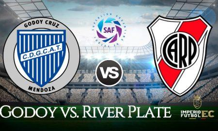 VER ONLINE River Godoy EN VIVO horarios Superliga Argentina