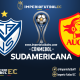 Vélez Sarsfield vs Aucas EN VIVO
