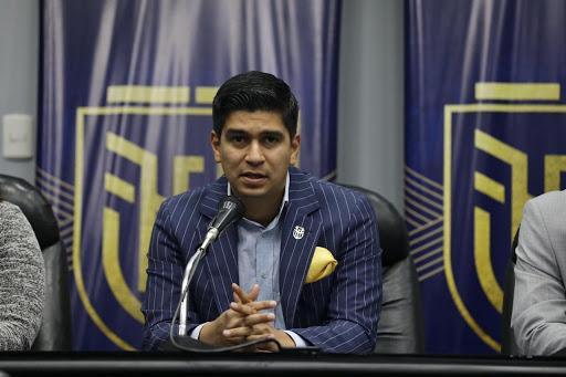 Jaime Estrada FEF
