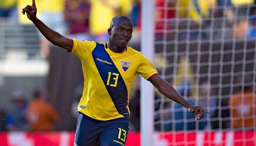 Enner Valencia Ecuador