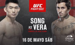 Chito Vera UFC EN VIVO