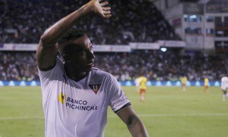 Antonio Valencia adios