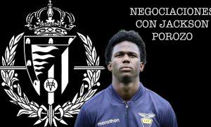 Jackson Porozo Valladolid