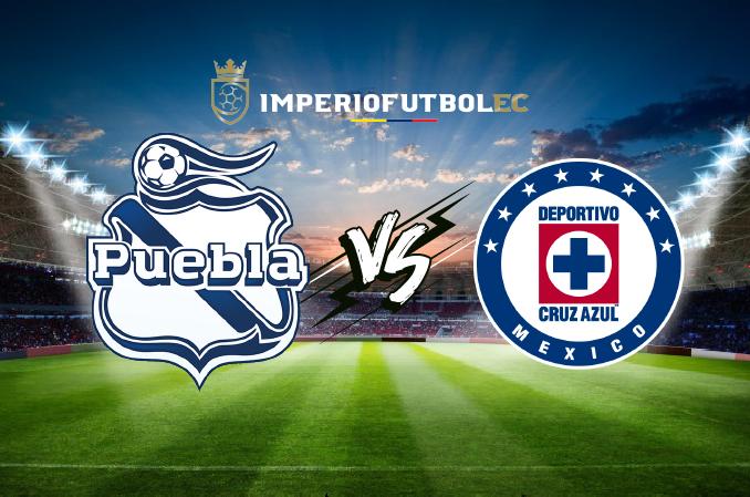 Puebla vs Cruz Azul EN VIVO-01