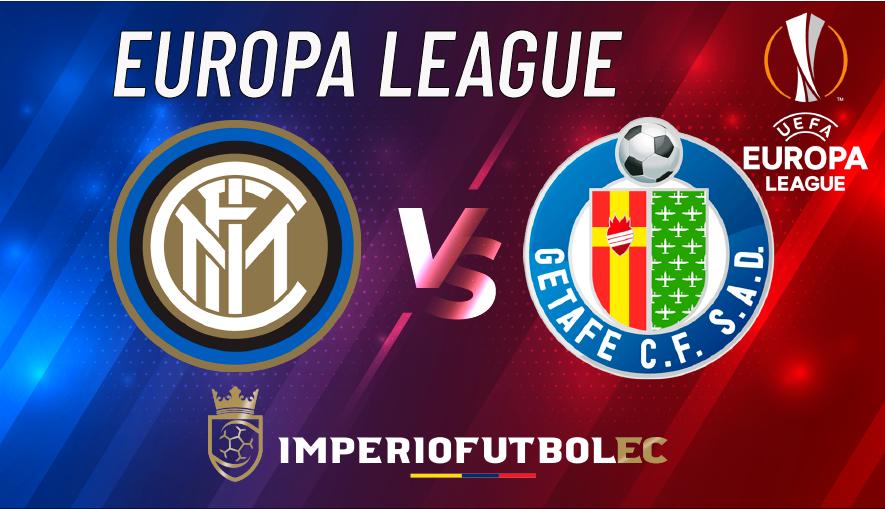 En VIVO: Inter vs. Getafe por la Europa League   Bolavip   Inter Getafe
