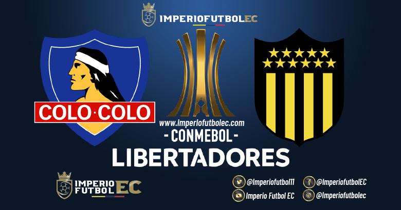 Colo Colo vs Peñarol EN VIVO