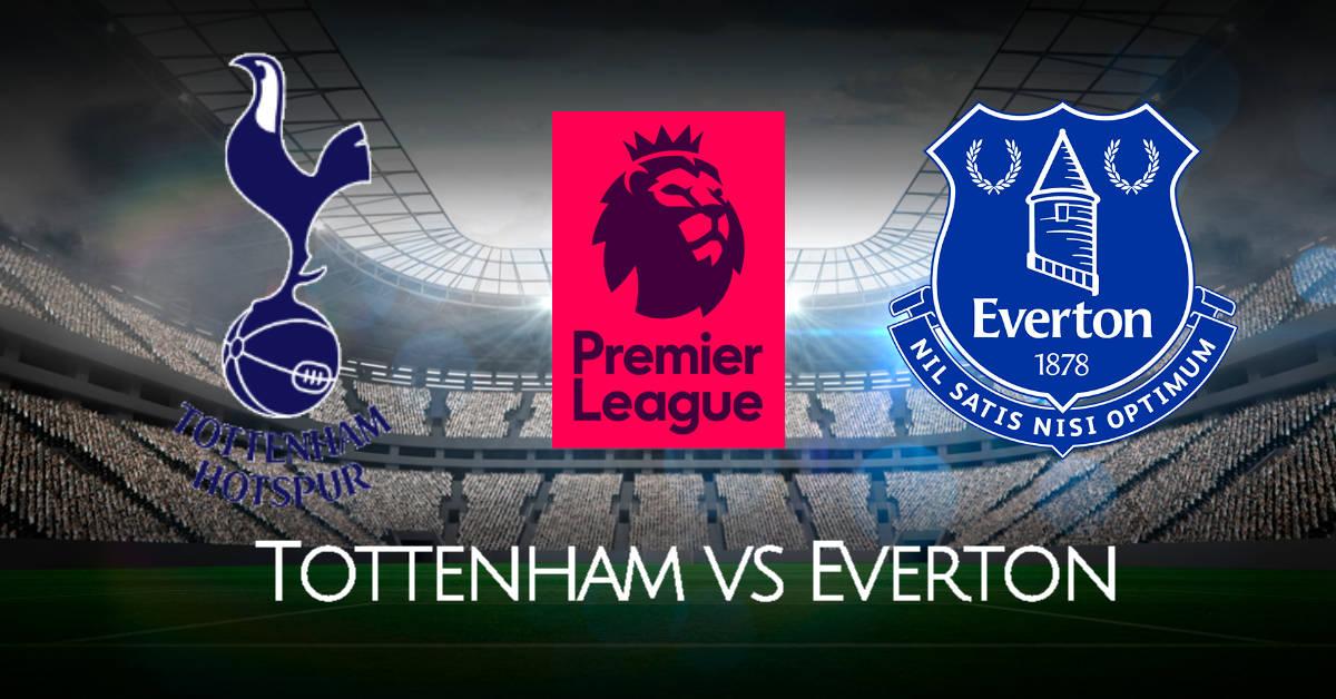 EN VIVO Tottenham Everton ONLINE Premier League