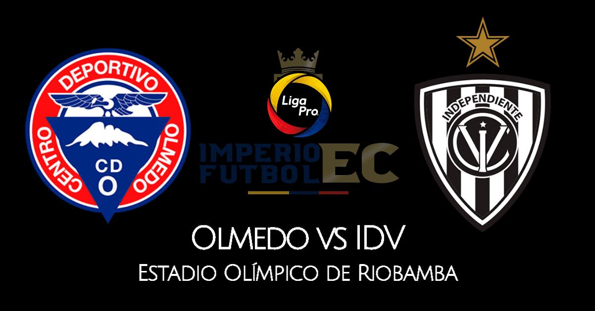 Olmedo Independiente del Valle EN VIVO VER PARTIDO ONLINE GOL TV