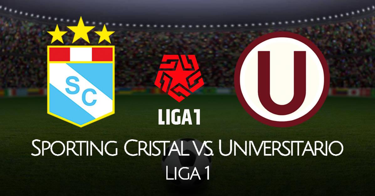 Sporting Cristal vs. Universitario EN VIVO GOLPERU partido