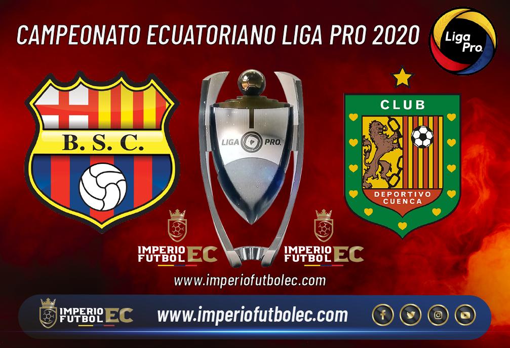 Barcelona SC vs Deportivo Cuenca EN VIVO-01
