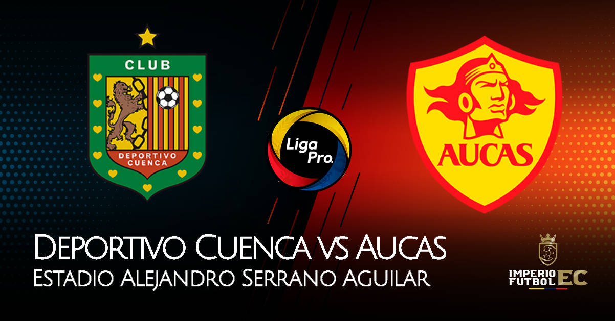 EN VIVO DEPORTIVO CUENCA vs AUCAS GOL TV LIGA PRO 2020