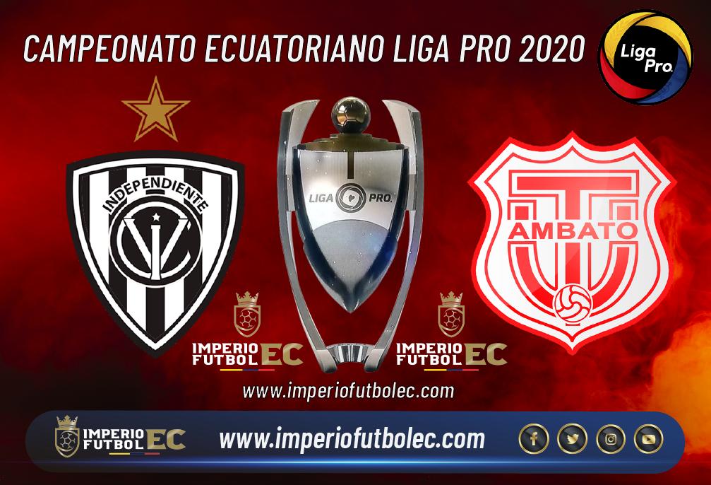 Independiente del Valle vs Técnico Universitario EN VIVO-01