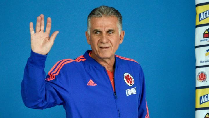 Carlos Queiroz queda fuera de la Selección Colombia