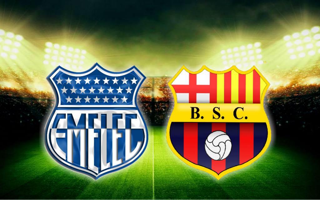 Emelec vs Barcelona