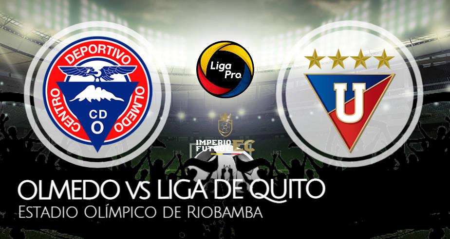 OLMEDO vs LIGA DE QUITO EN VIVO GOL TV FECHA 2 LIGA PRO