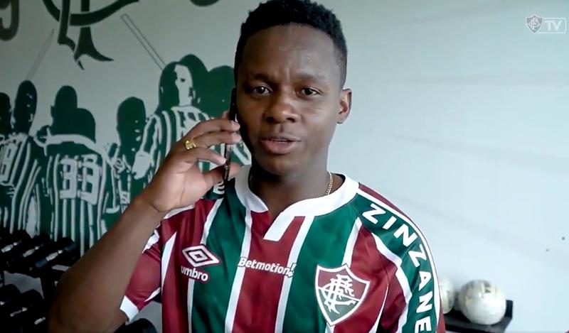 Juan Cazares Fluminense
