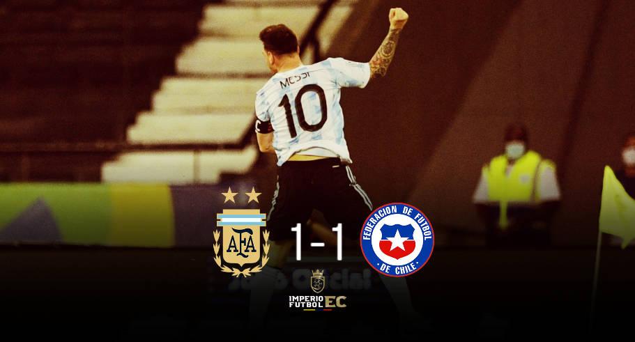 ARGENTINA – CHILE EN VIVO FECHA 1 COPA AMÉRICA