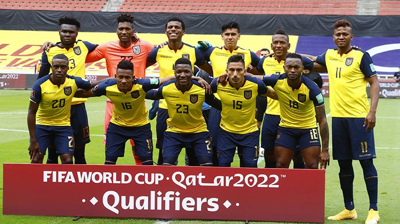 Ecuador alineacion