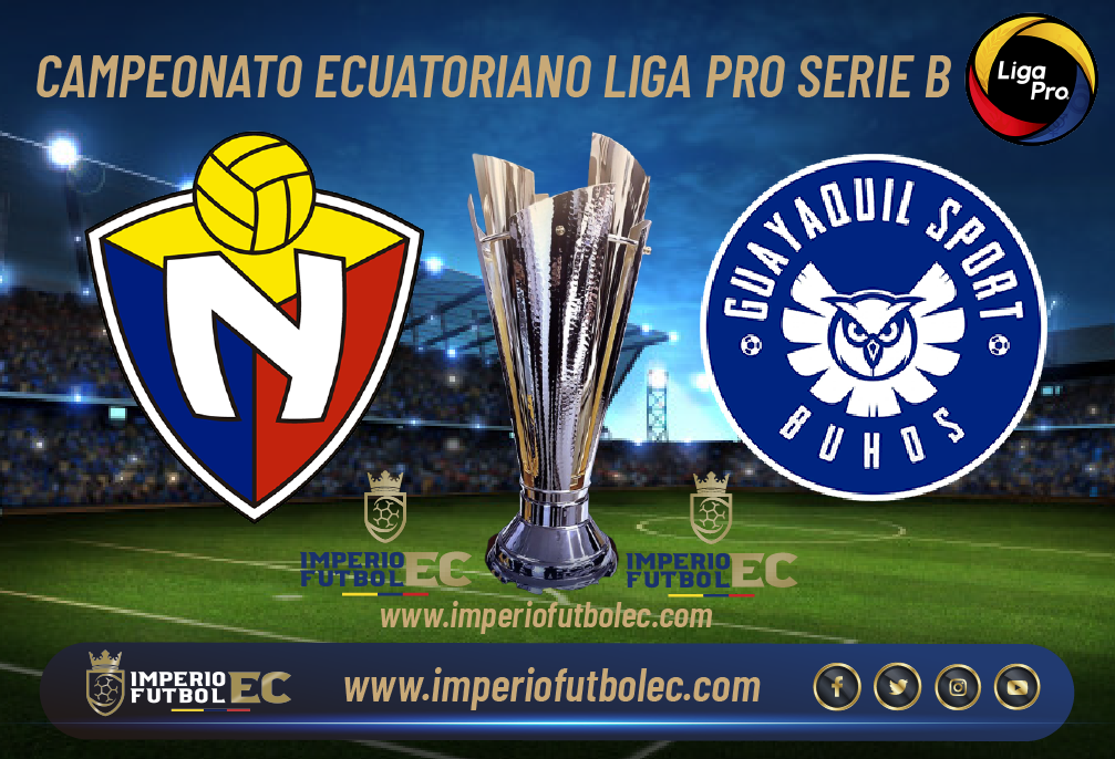 VER El Nacional vs Guayaquil Sport EN VIVO-01