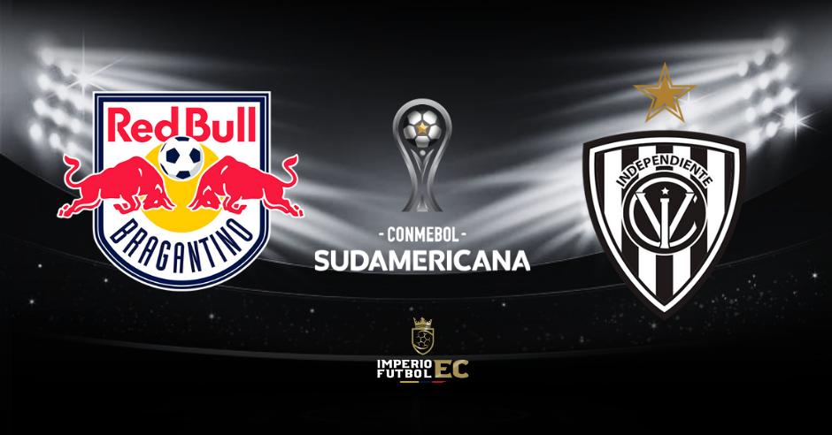 Red Bull Bragantino vs IDV EN VIVO Copa Sudamericana