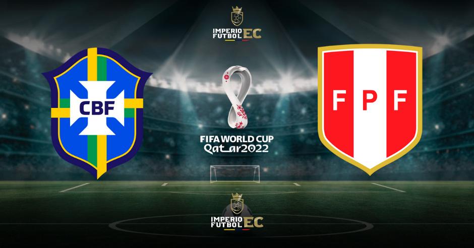 PARTIDO BRASIL VS PERÚ EN VIVO FECHA 10 Eliminatorias