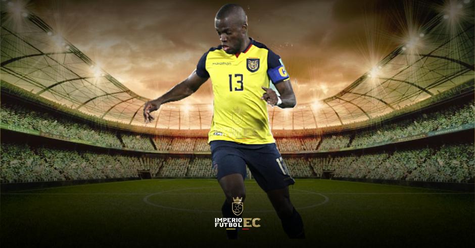 ¡Enner Valencia es el máximo goleador histórico con Ecuador al superar a Agustín Delgado!