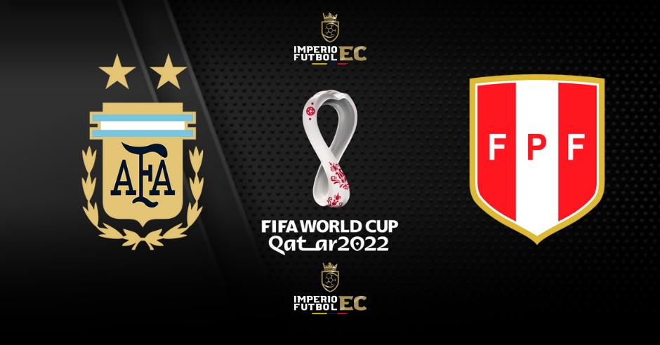 PARTIDO ARGENTINA vs. PERÚ EN VIVO FECHA 12 Eliminatorias